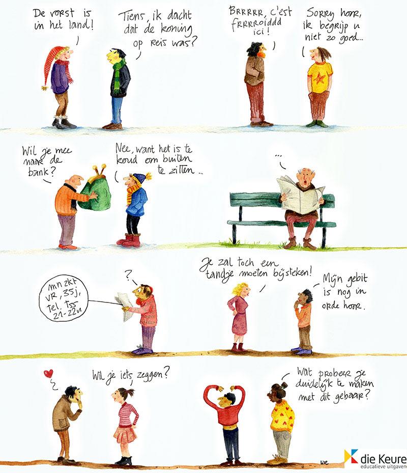 illustratie voor kinderen