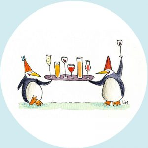 pinguins magneet