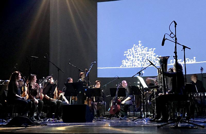 animatiefilm orkest compositie Yves Meersschaert