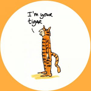magneet tijger