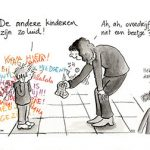 illustratie hoogsensitief kind