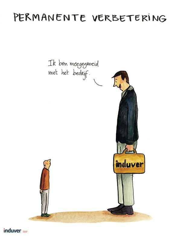 illustraties bedrijfswaarden