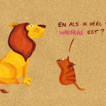 postkaart katten