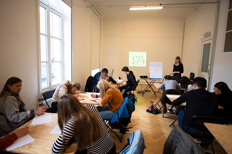 workshop cartoontekenen